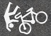 falling-off-a-bike